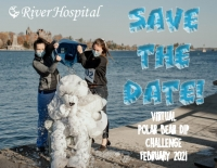 Virtual Polar Bear Dip Challenge